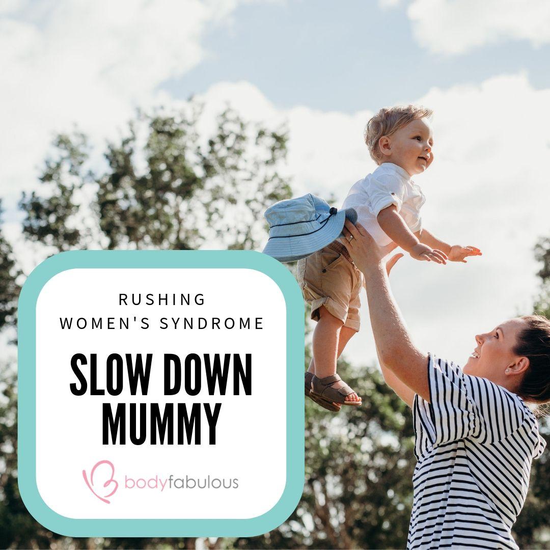 slow_down_mummy_poem