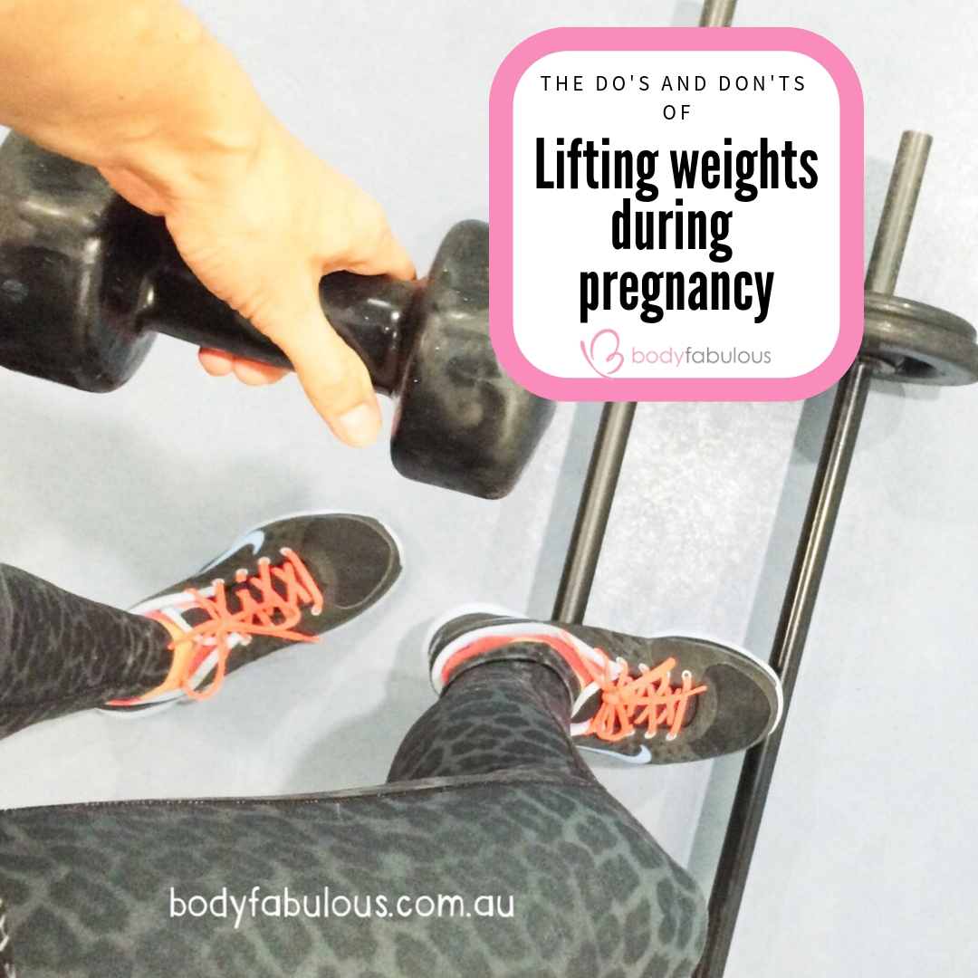 lifting_weights_during_pregnancy