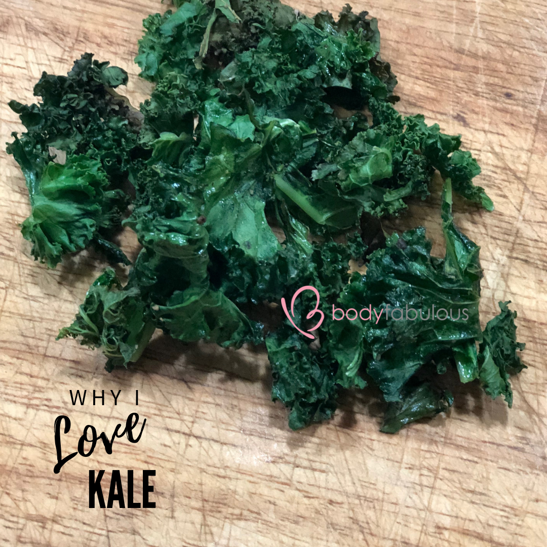 Why KALE is a SUPERFOOD