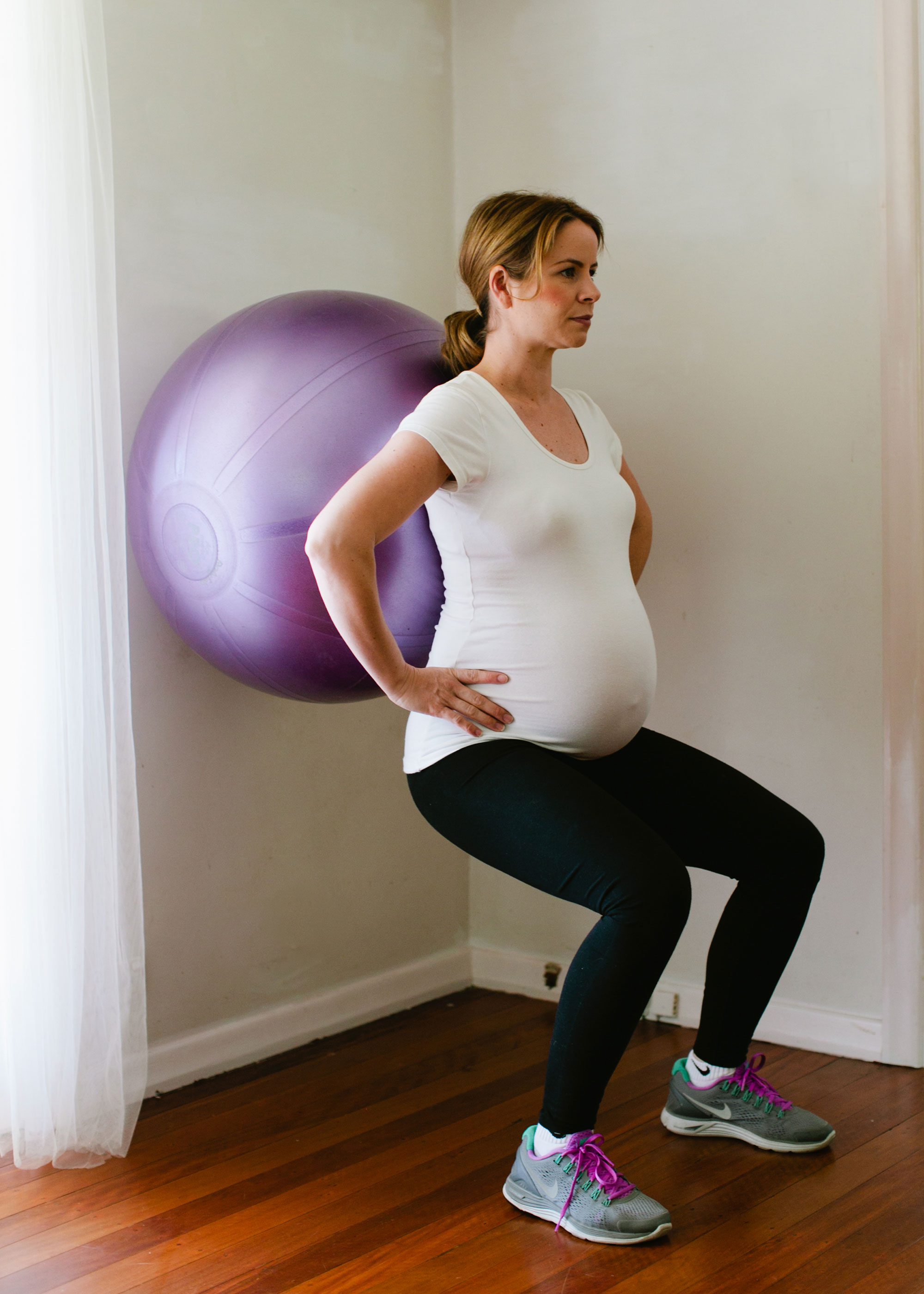 A beginners guide to Pregnancy Exercise.