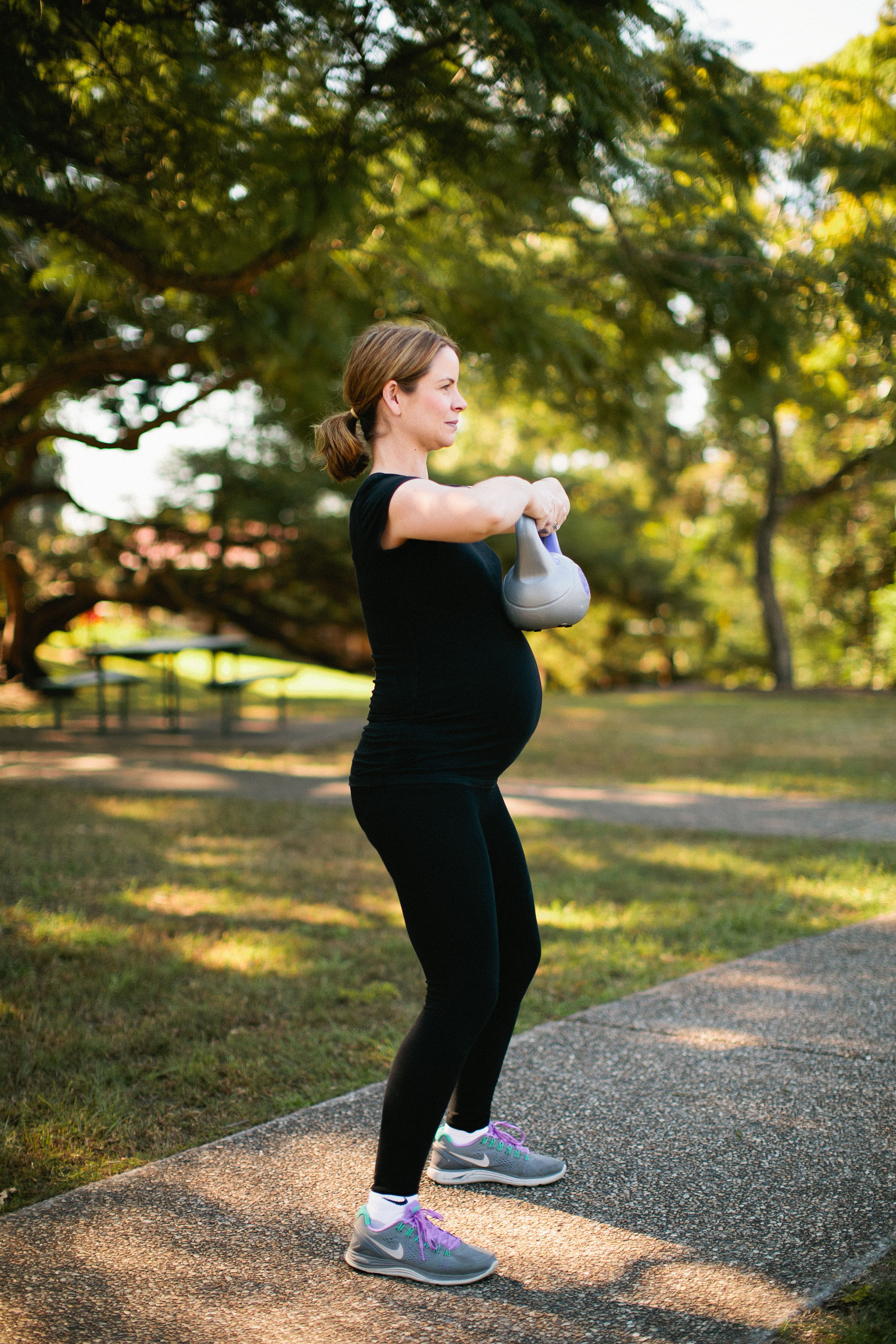 Can I lift weights during Pregnancy ?