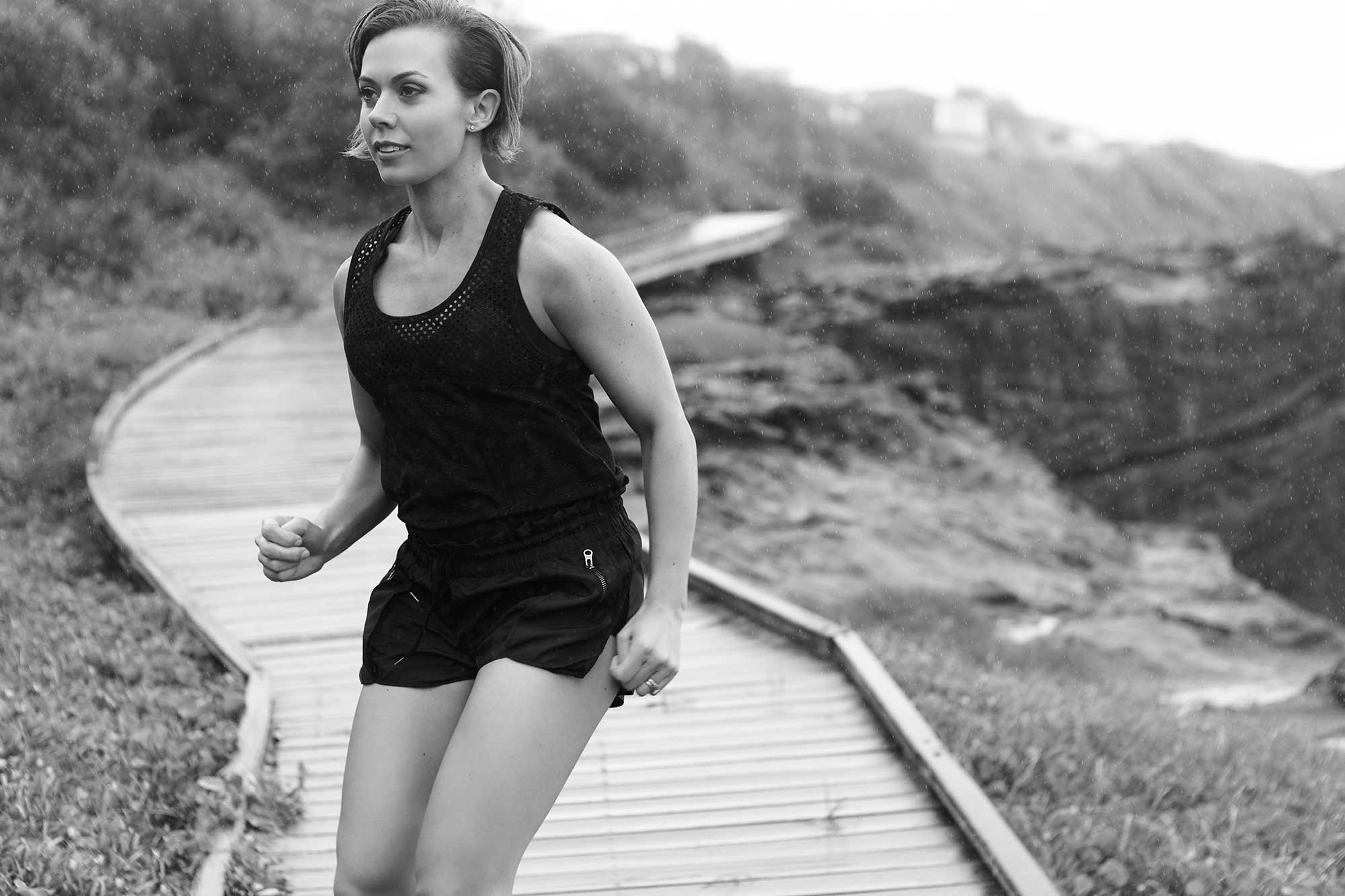 Exercise options for a busy Mum.