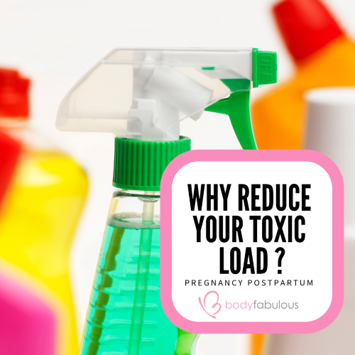 REDUCE YOUR TOXIC LOAD