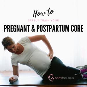 pregnant_abdominal_workout