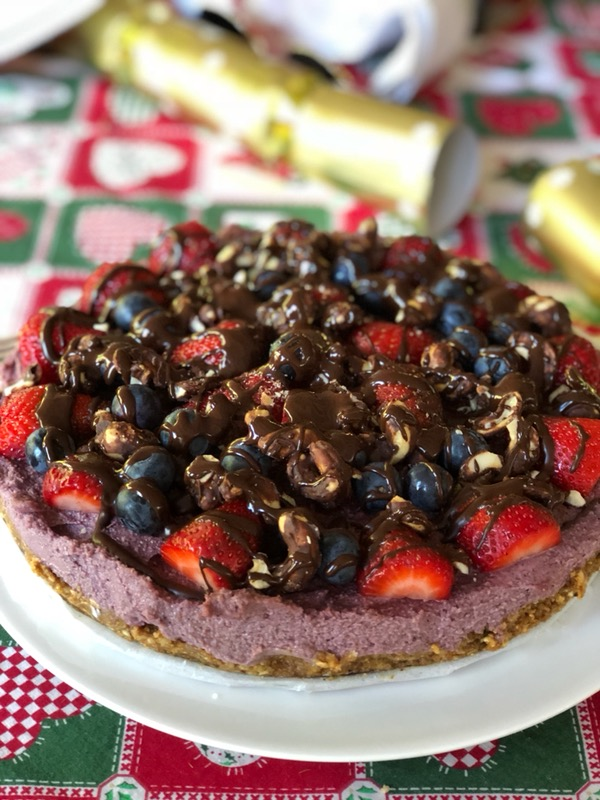 Sugar Free Non Dairy Cheesecake