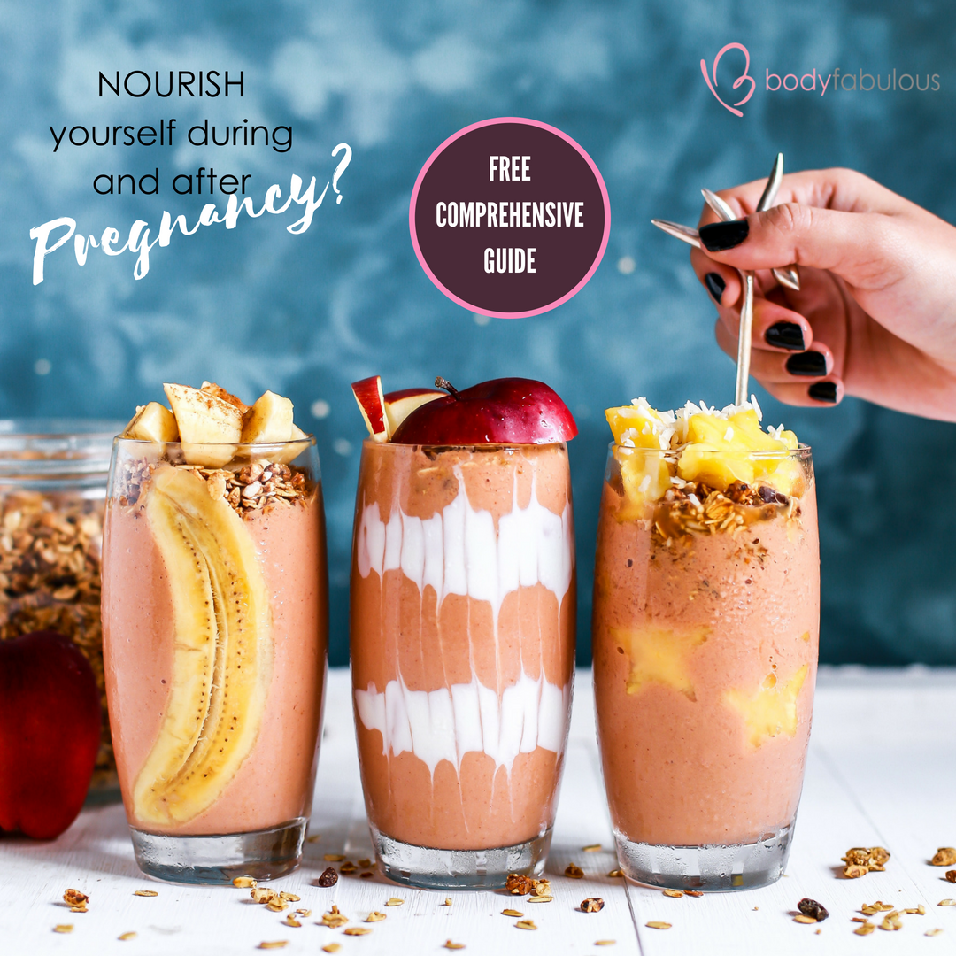 Nourish you and your BABY effectively