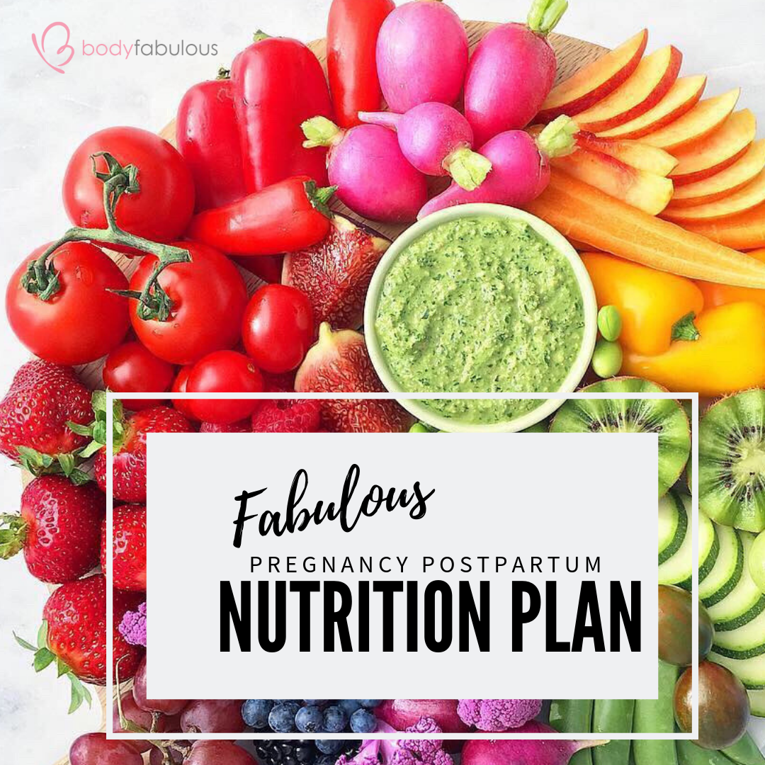 Science proven Pregnancy Nutrition Guide