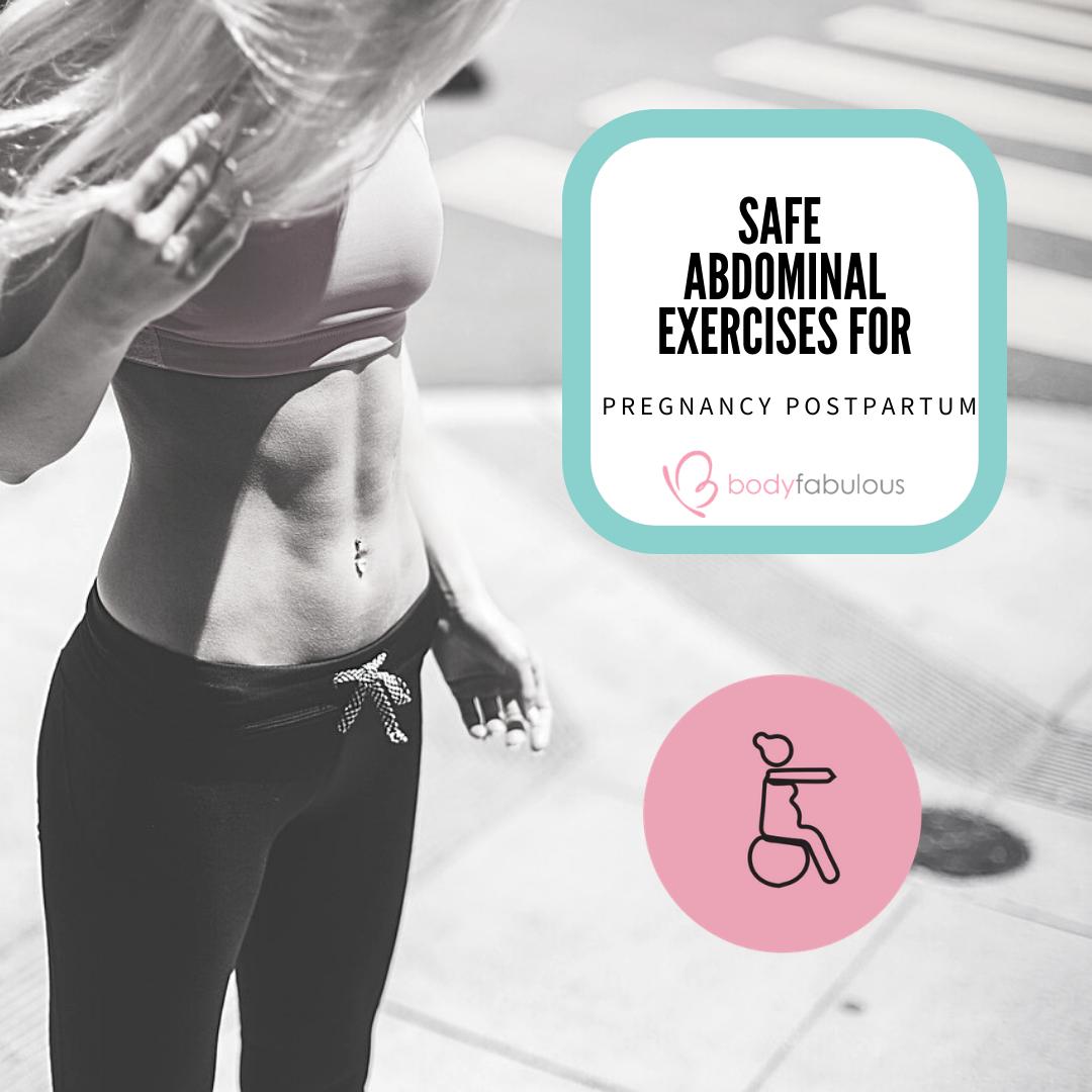 SAFE CORE EXERCISES