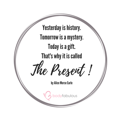 be_present_pregnancy_motivation_postpartum_mindset
