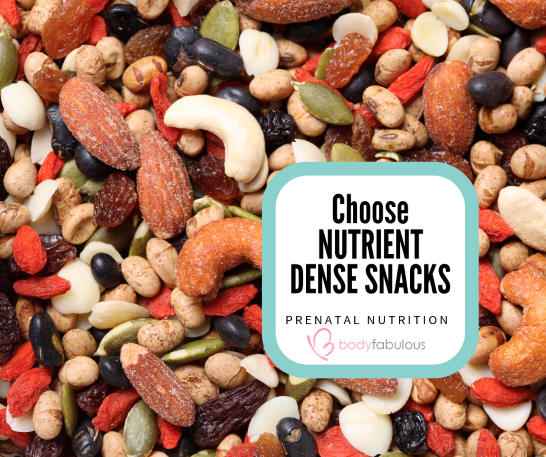 prenatal_snack_ideas_nutrition_diet