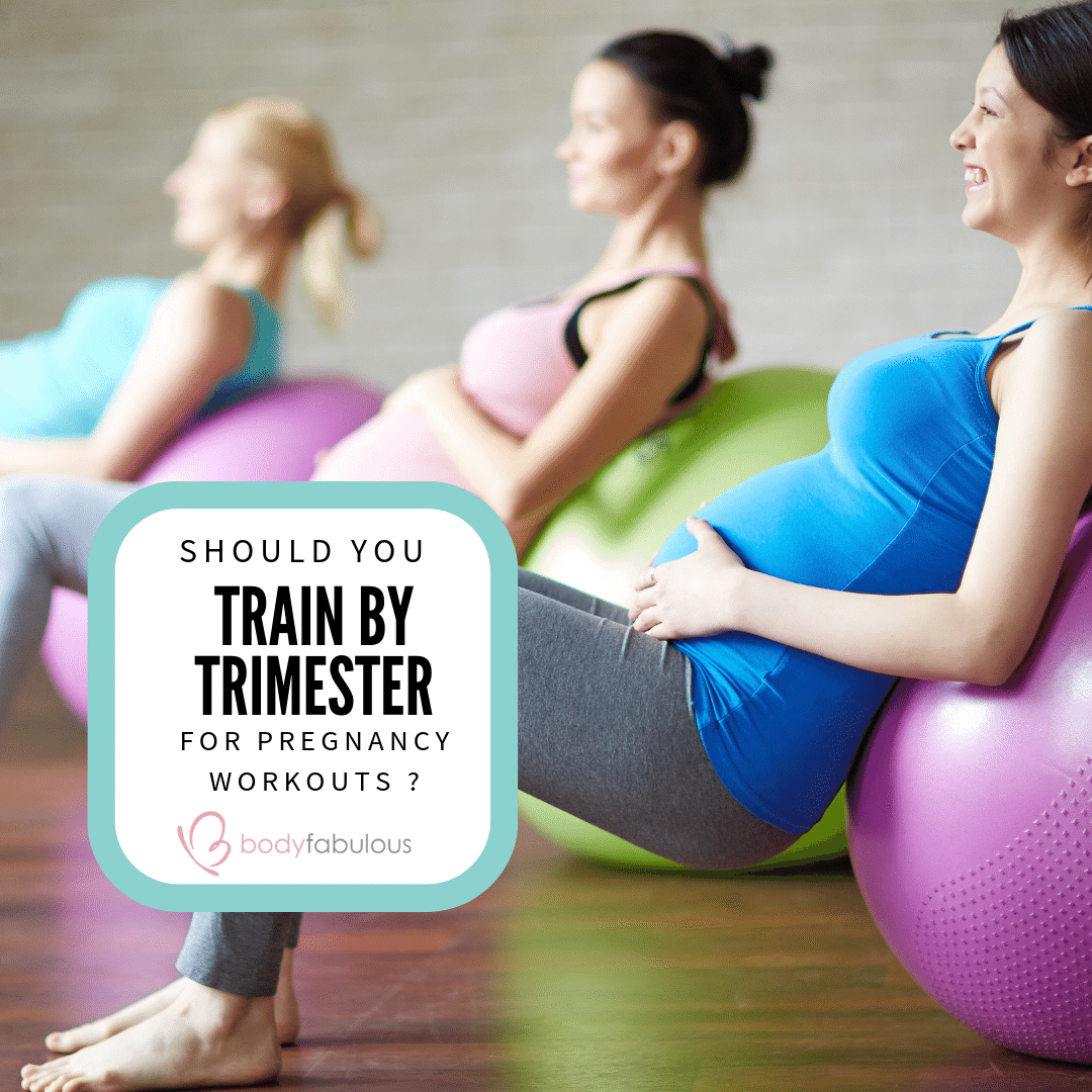 Do training by TRIMESTER exercises work ?