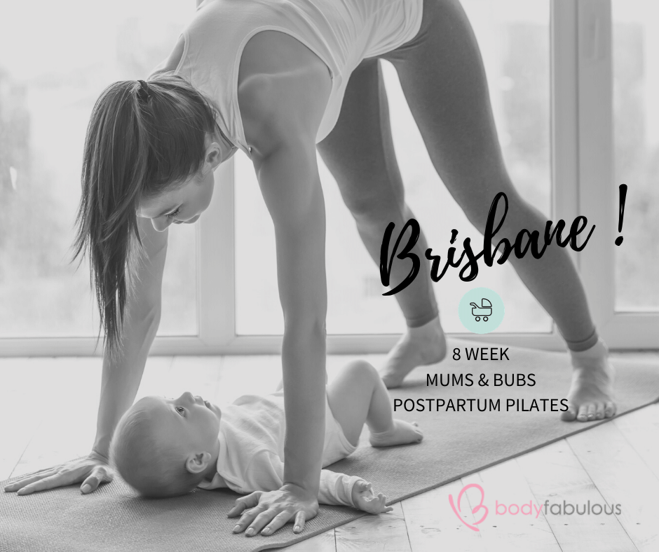 BRISBANE MUMS AND BUBS CLASSES