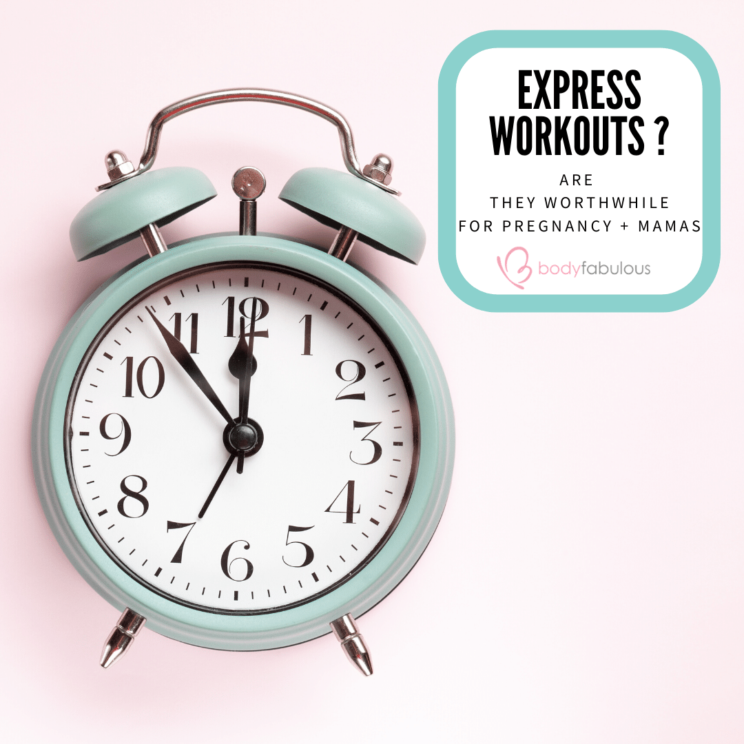ALL ABOUT EXPRESS WORKOUTS