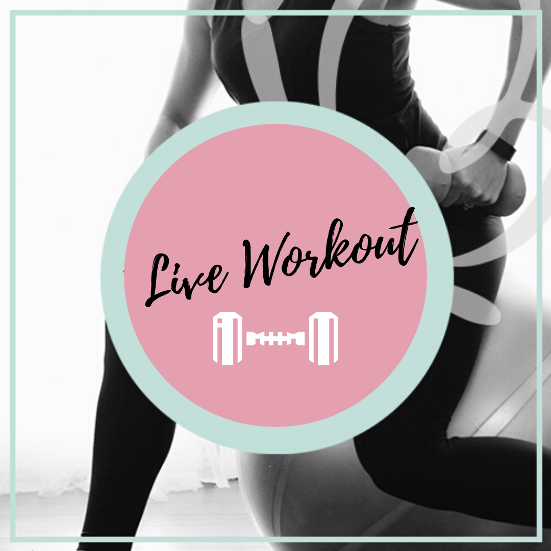 JOIN A LIVE WORKOUT