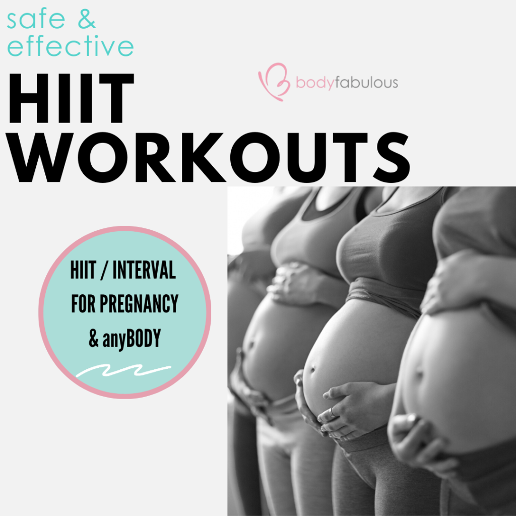 HIIT-WORKOUT-PREGNANCY-FITNESS-BRISBANE