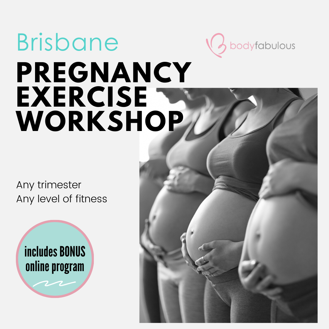 PREGNANCY EXERCISE EVENT