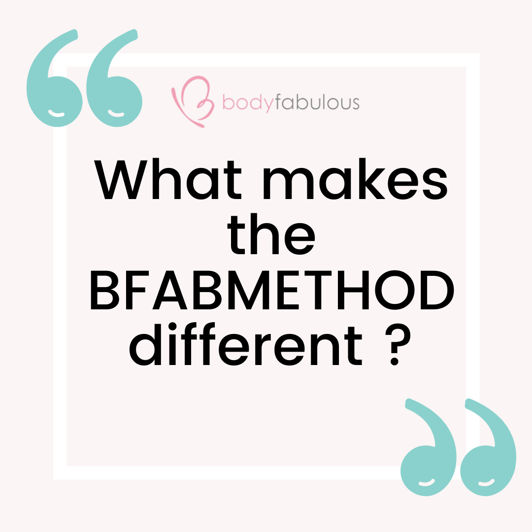 WHAT IS THE BFABMETHOD ?